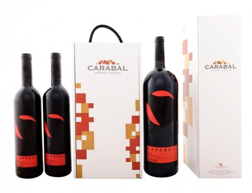 Reportaje fotográfico de producto para Bodegas Caraval