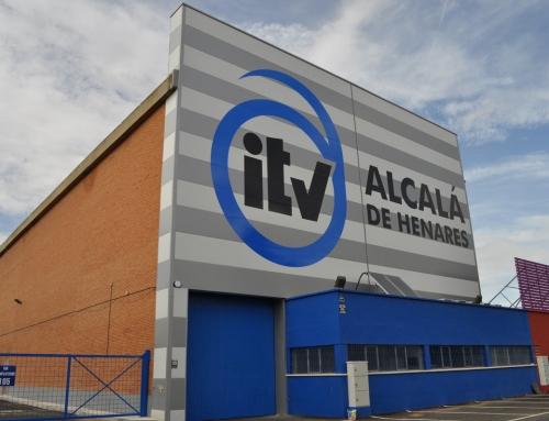 Vinilado gran formato ITV Alcalá de Henares
