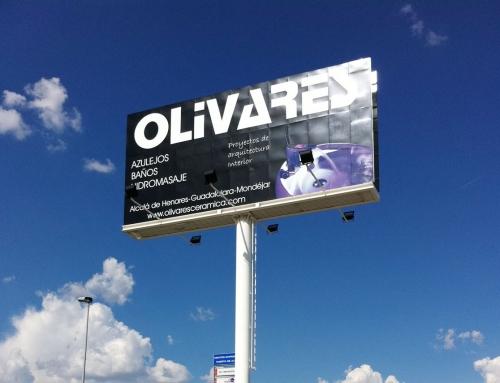 Monoposte Cerámica Olivares