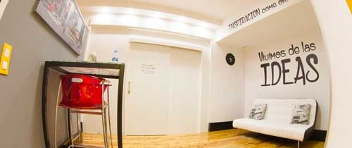 Oficinas de Publitelia, tu agencia de publicidad en Guadalajara y Corredor del Henares